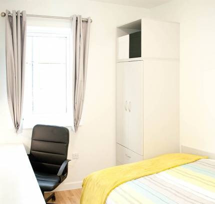 ensuite Room Module - Colchester Student Modular Accommodation