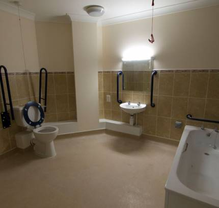 Residential Care Room Pods - Gillingham Care Home