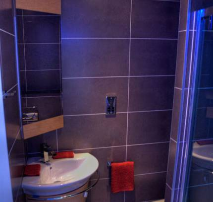 Hotel Bathroom Pod - UK Pod Manufacturers