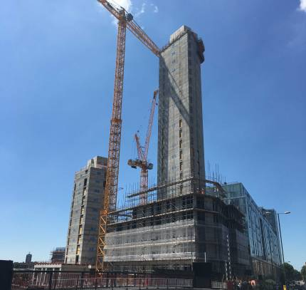 Residential Modular Scheme - Greenwich
