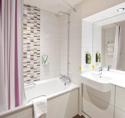 Premier Inn Bathroom Pod - Leeds