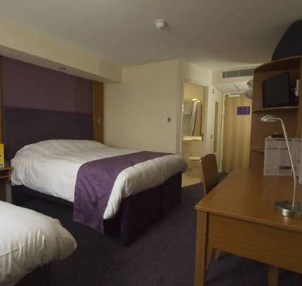 Hotel Room Pods - Premier Inn Room Pod