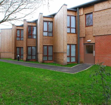 Gillingham Care Home - Residential Care Room Pods