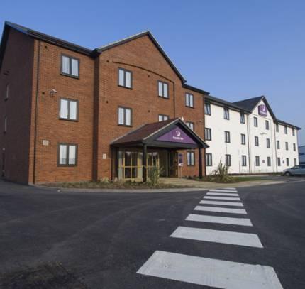 Premier Inn Oswestry - Hotel Room Pods