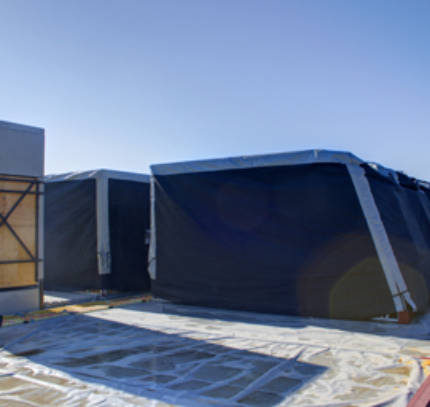 Hull Road Student Room Pods