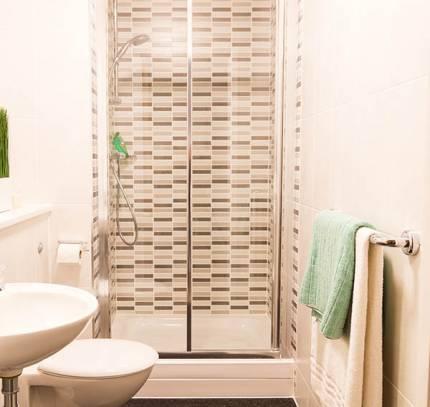Student Studio Room Bathroom