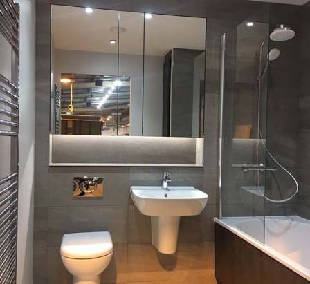 BCEGI Modular Bathroom Pod