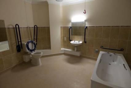 DDA Bathroom Pod
