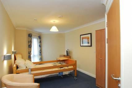 Care Home Room Module