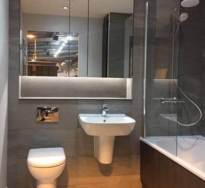 Bathroom Pods