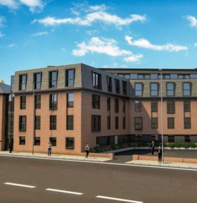 Modular student accommodation