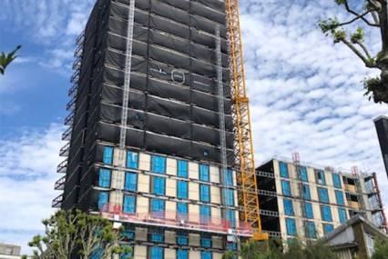 modules for residential development
