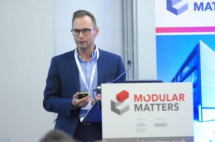 speaking at Modular Matters