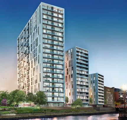 new bailey development manchester