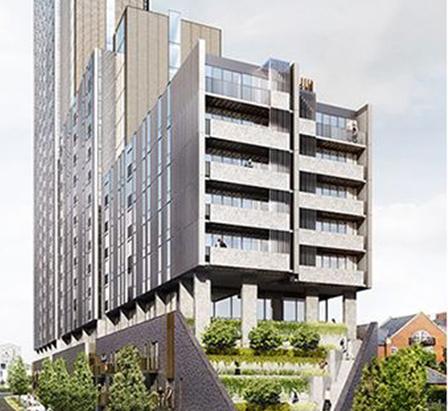modular residential development