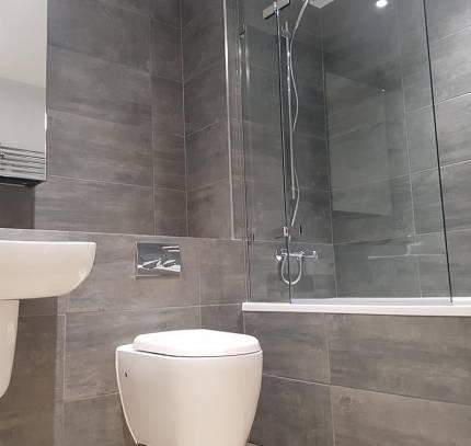 embankment bathroom pods
