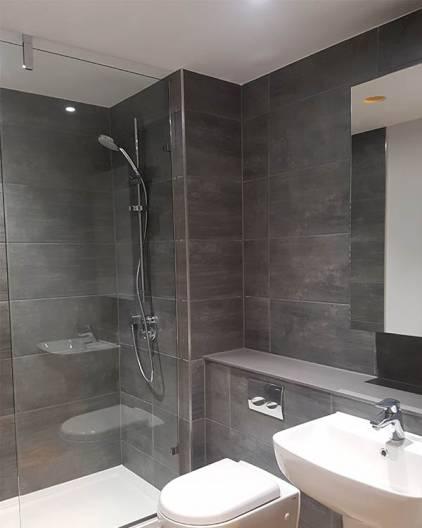 bathroom pod