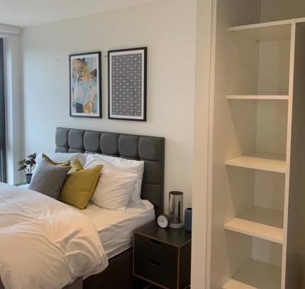 Bedroom - Greenwich modular residential development